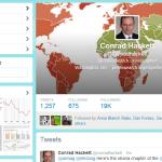 Pew Research's Conrad Hackett Has a Beautiful Tweetstream
