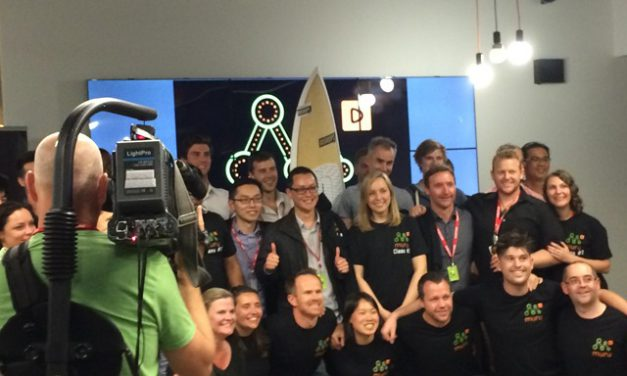 Eleven Startups Catch the Next Wave at Muru-D