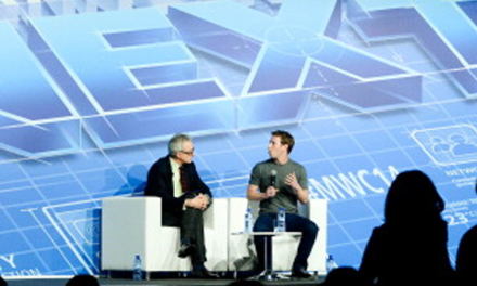 Facebook Charts the Course to 2025