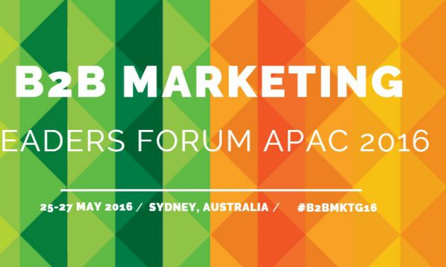 B2B Marketing Leader Interviews: Andrew Cornell, Managing Editor, ANZ BlueNotes