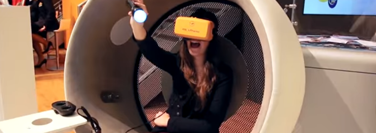 Lufthansa Takes You on a Virtual Journey
