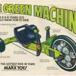 The Green Machine - the future of your brand is play